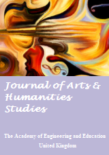 Journal of Arts & Humanities Studies | AEE Science
