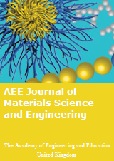 AEE Journal of Materials Science and Engineering | AEE Science